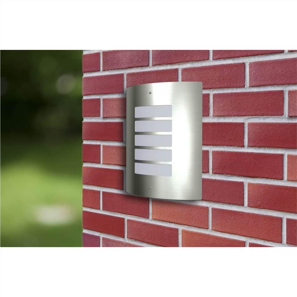 Настенный светильник водонепроницаемый нержавеющая сталь
