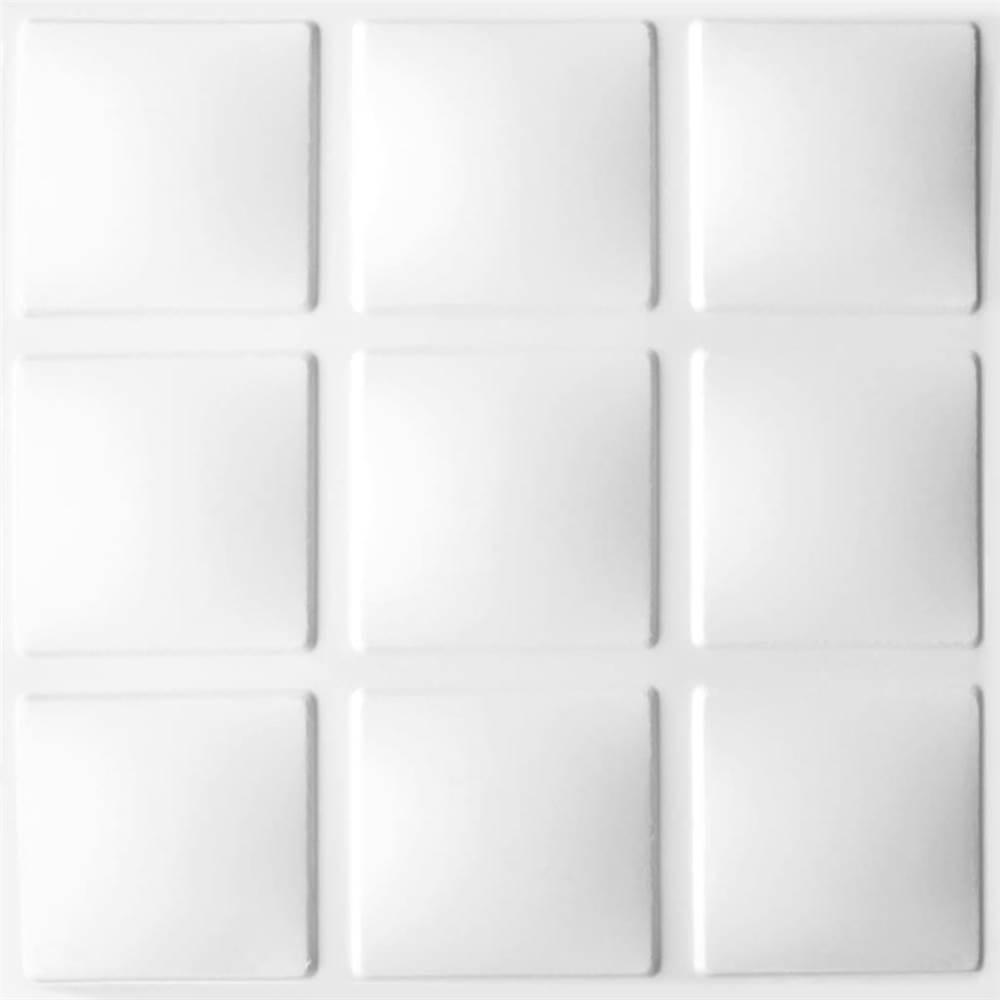 WallArt 3D Wall Panels Cubes 12 pcs GA-WA07