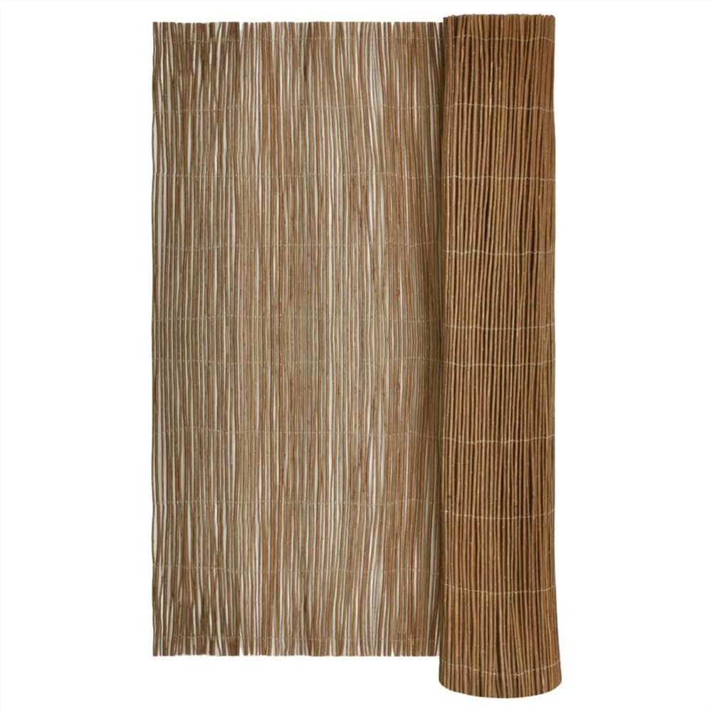 Clôture Willow 500x100 cm