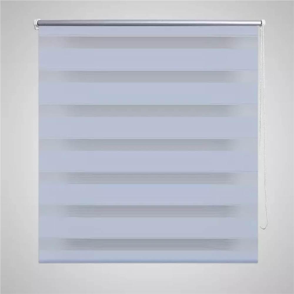Zebra Blind 60 x 120 cm Bianco