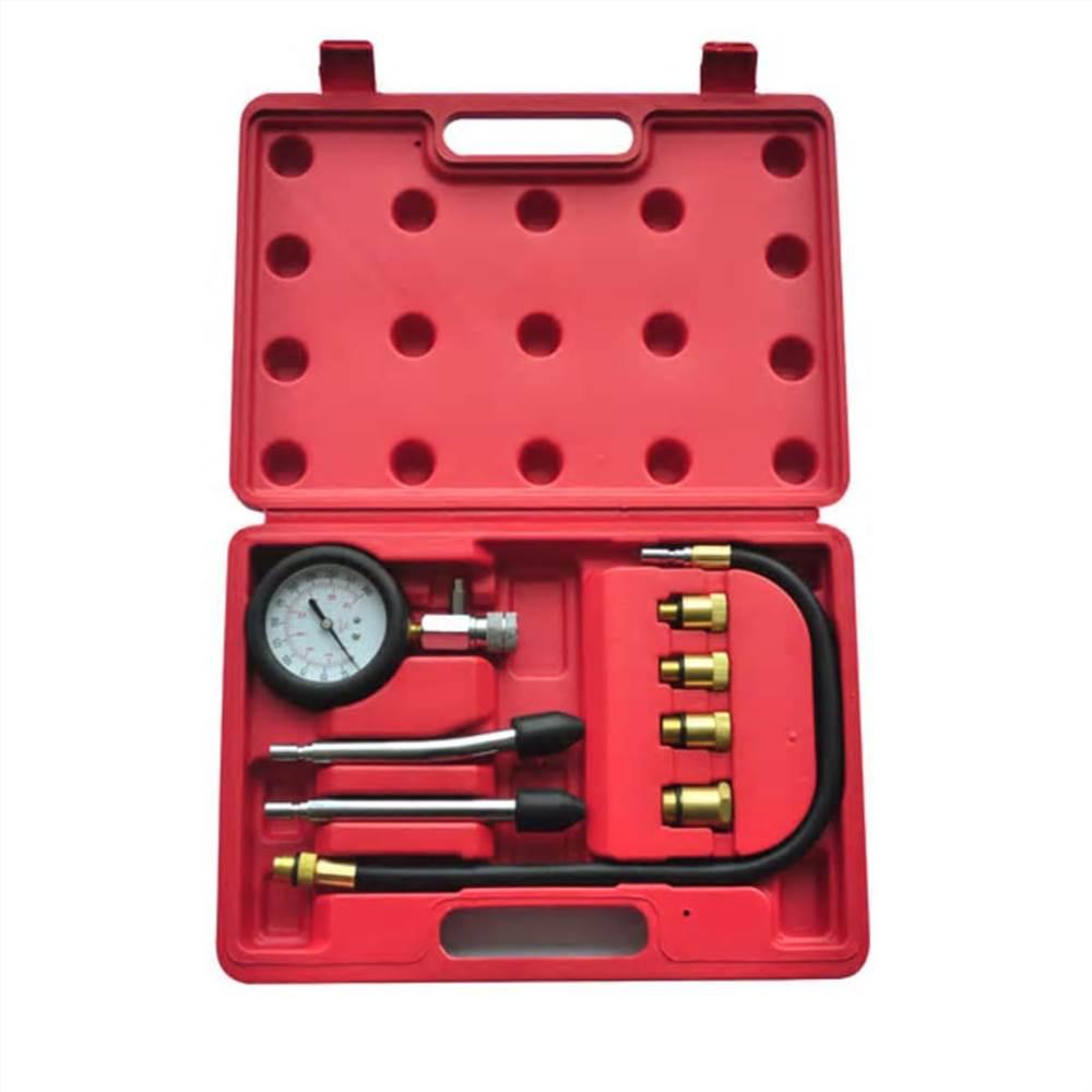Kit de test de compression de 9 pièces pour moteur à essence