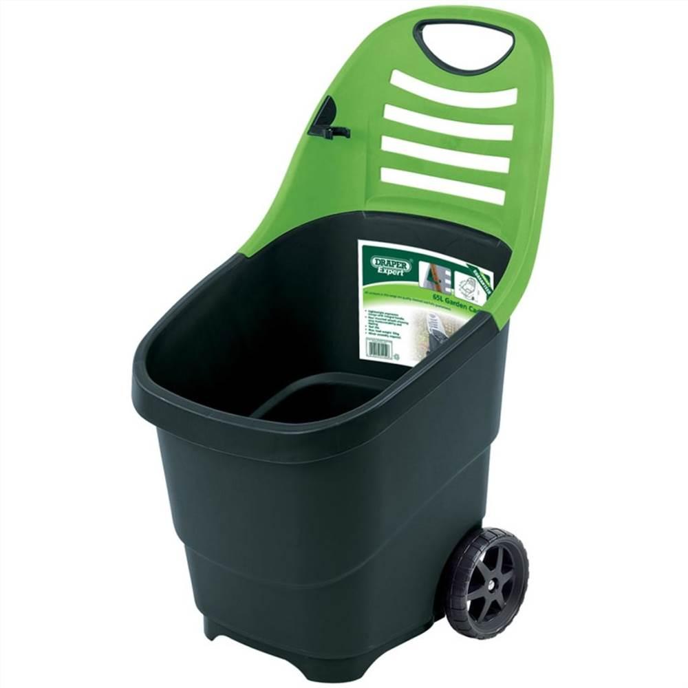 Draper Tools Expert Garden Caddy 65Lグリーン78643