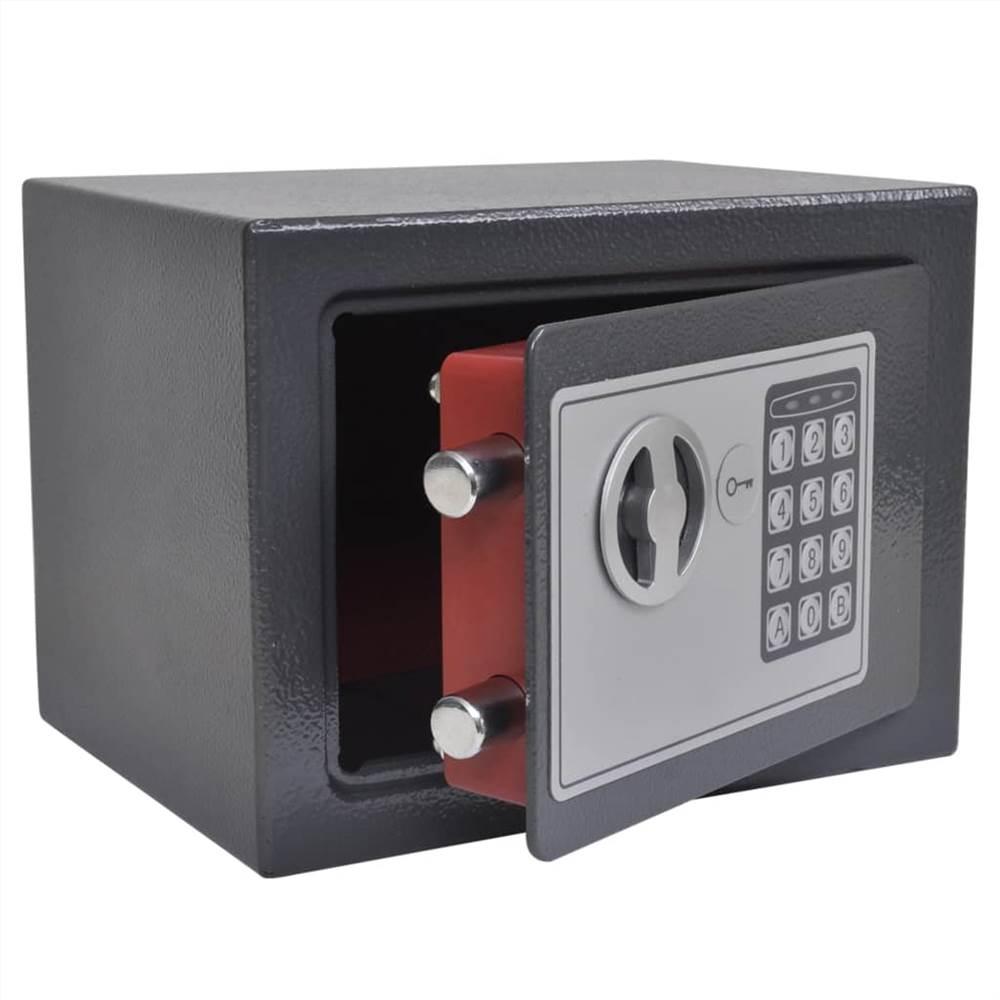 Coffre-fort numérique électronique 23x17x17 cm