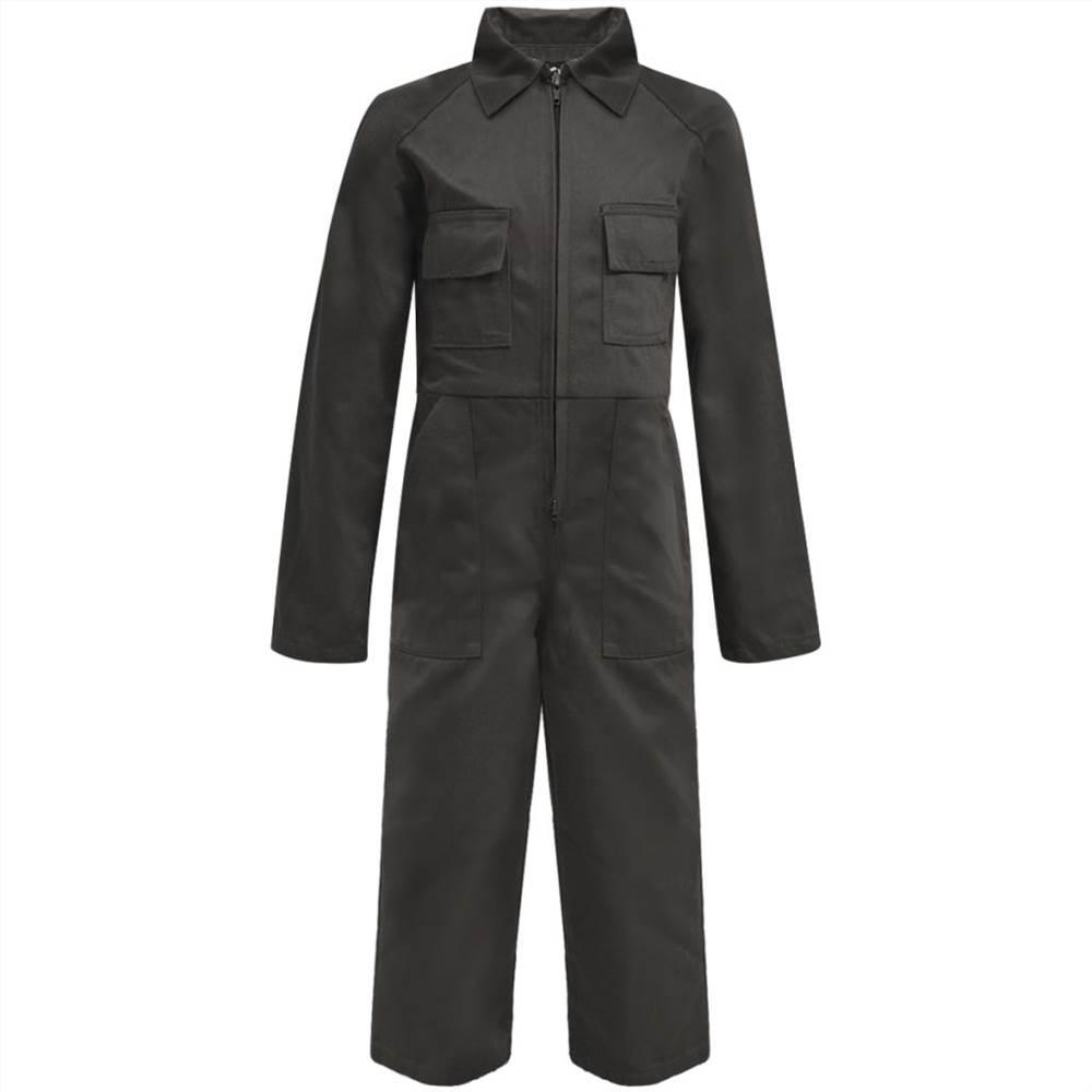 Salopette Enfant Taille 122/128 Gris