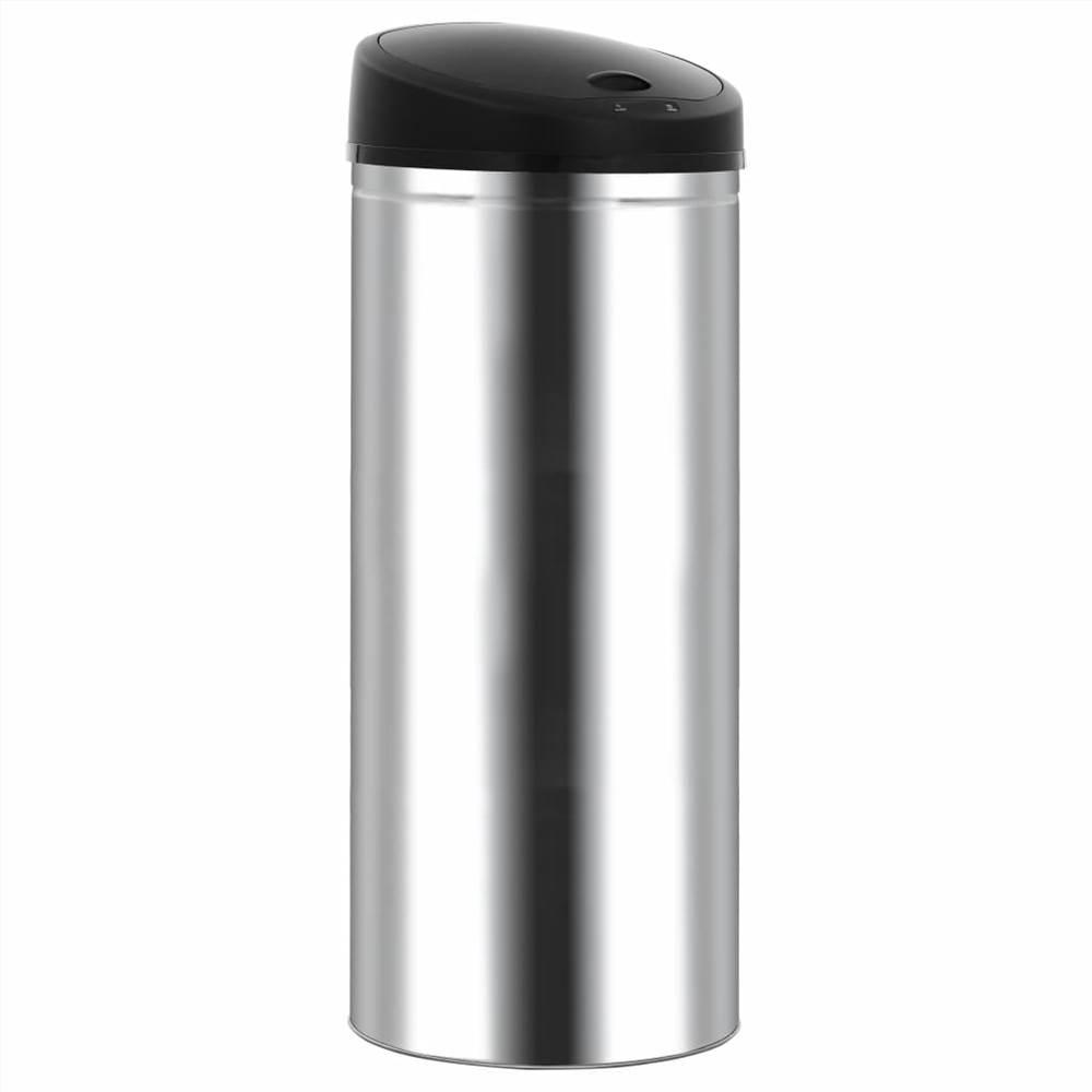 自動センサーゴミ箱ゴミ箱62Lステンレス鋼