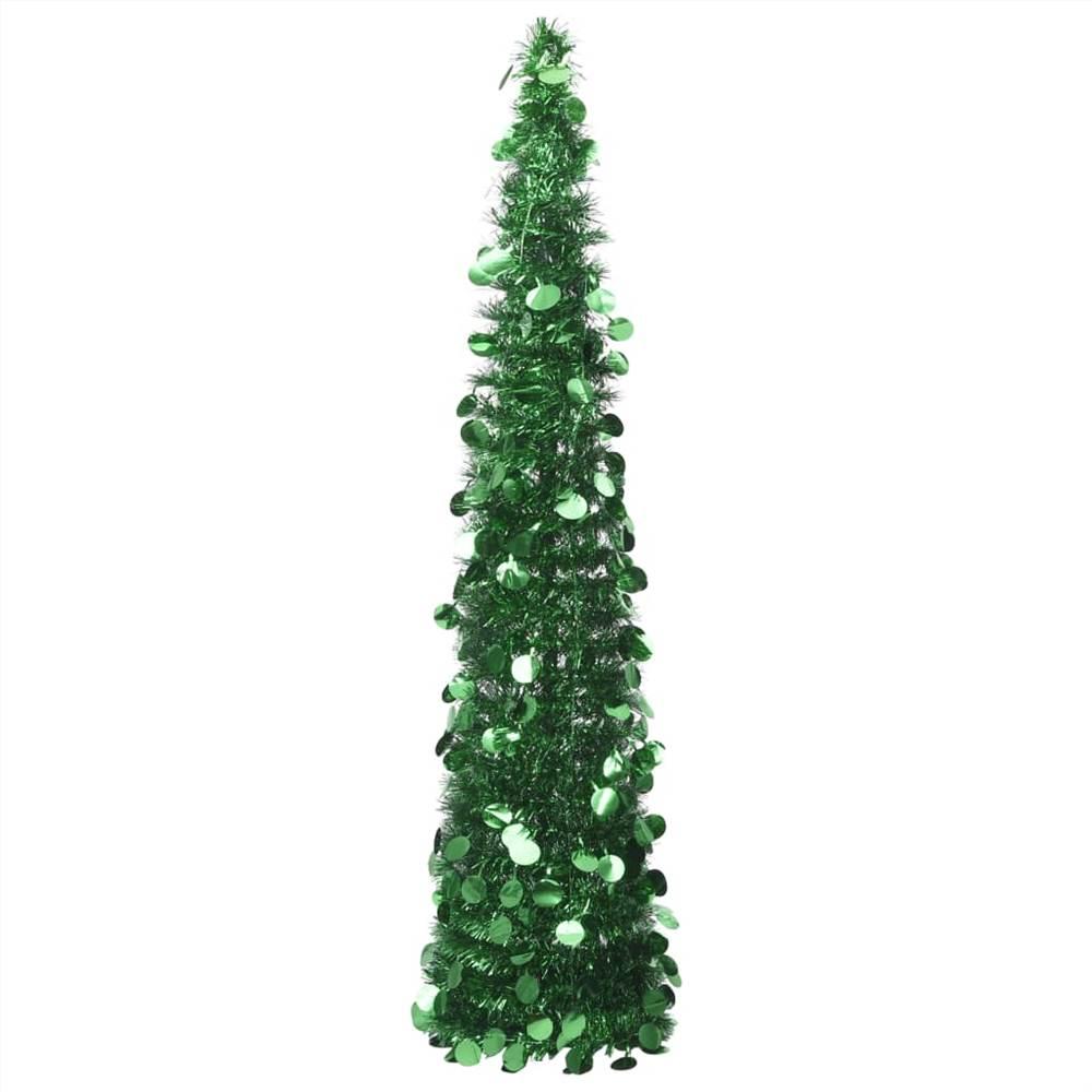 Sapin de Noël Artificiel Pop-up Vert 180 cm PET