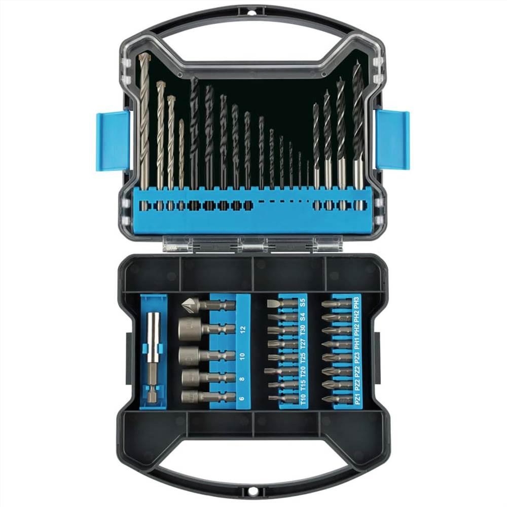 Trousse de forage et accessoires de 41 pièces Draper Tools