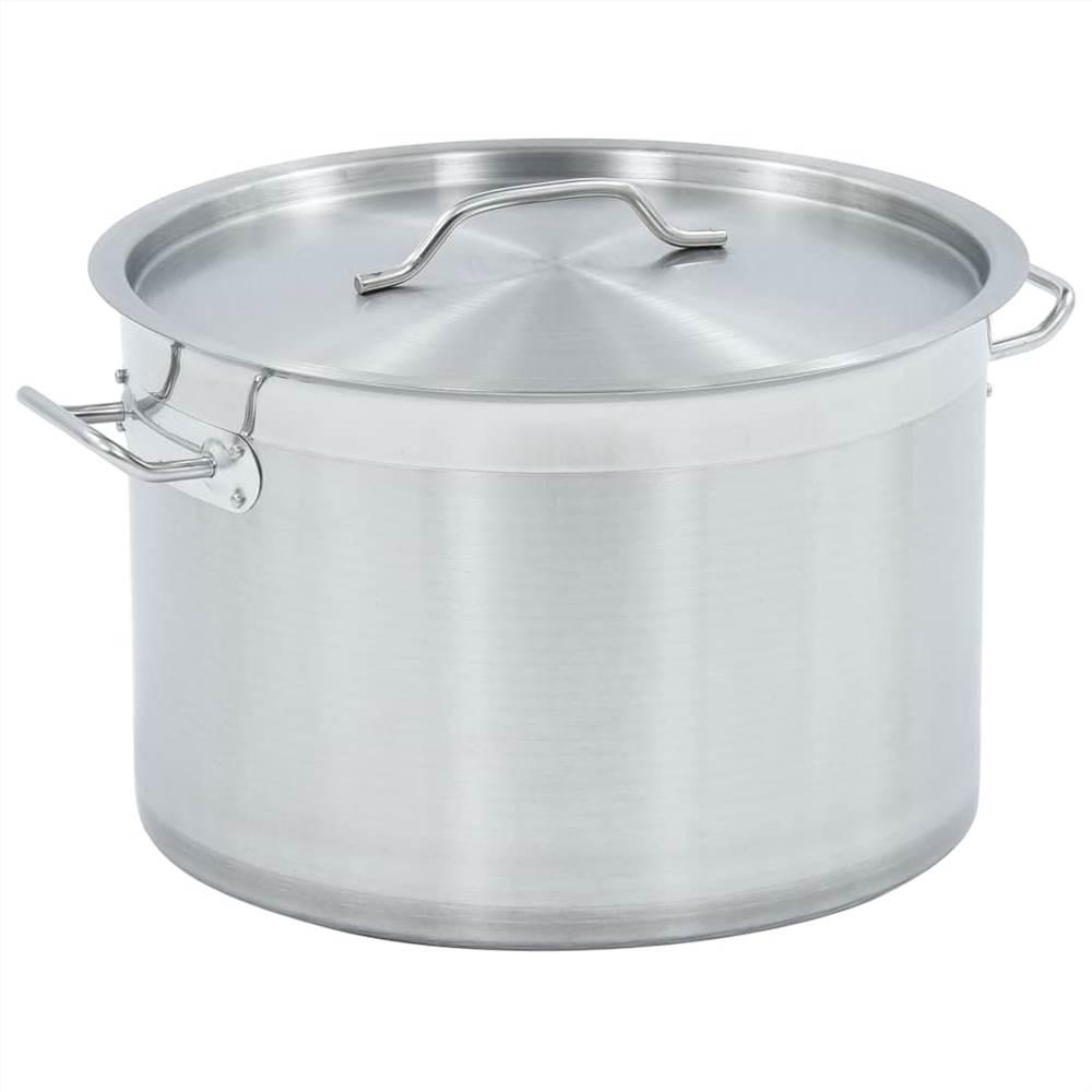 鍋23L 35x22cmステンレス鋼