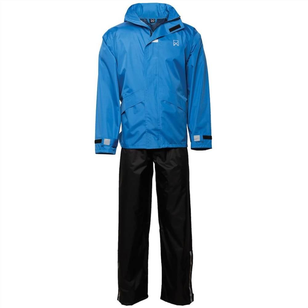Willex Rain Suit Size S Μπλε και Μαύρο 29143