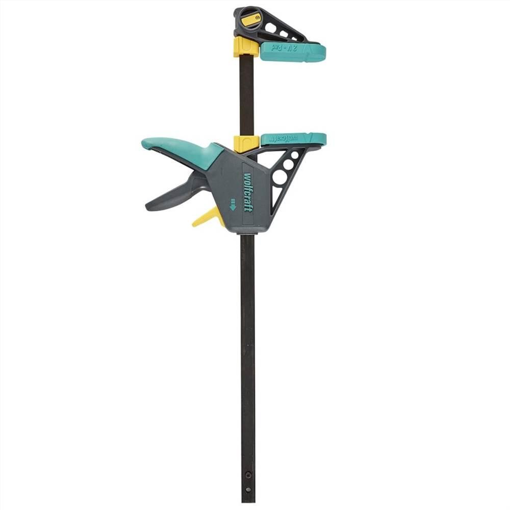 wolfcraft Pince à une main EHZ Pro 100-450 3032000