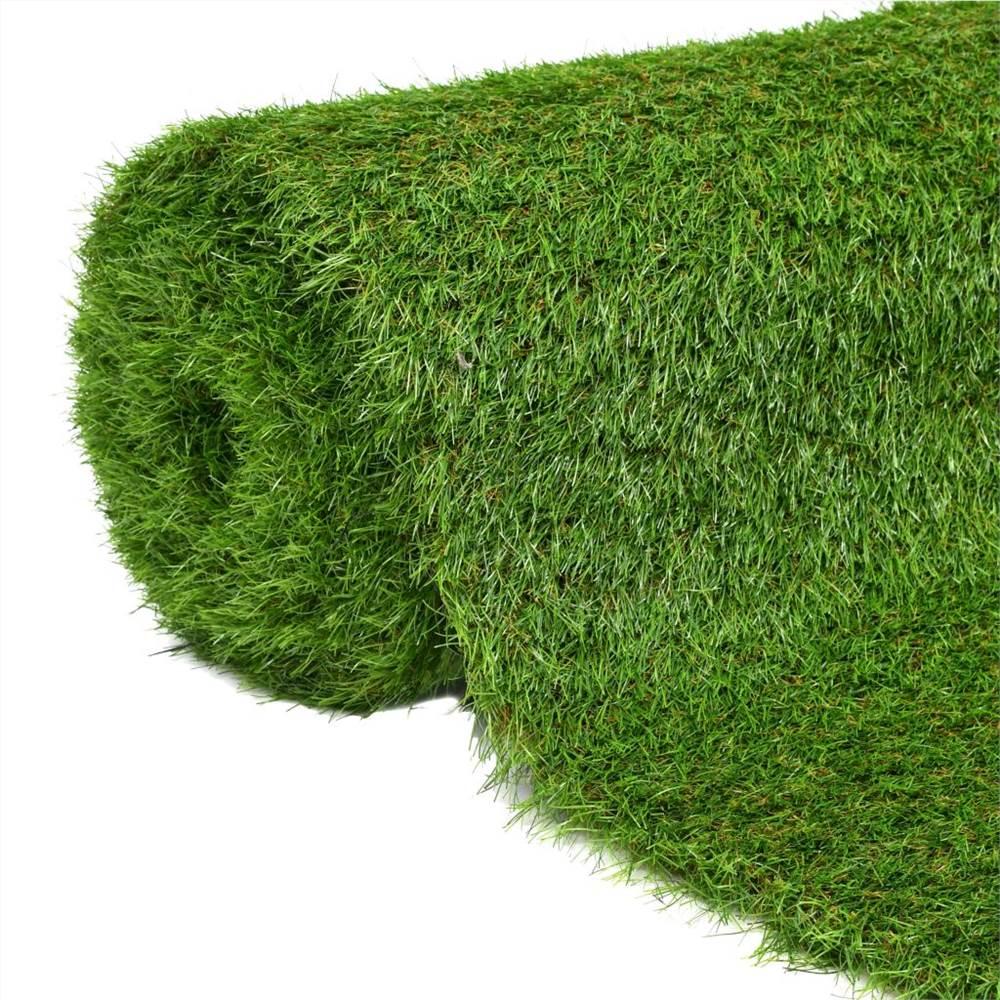 Artificial Grass 1x15 m/40 mm Green