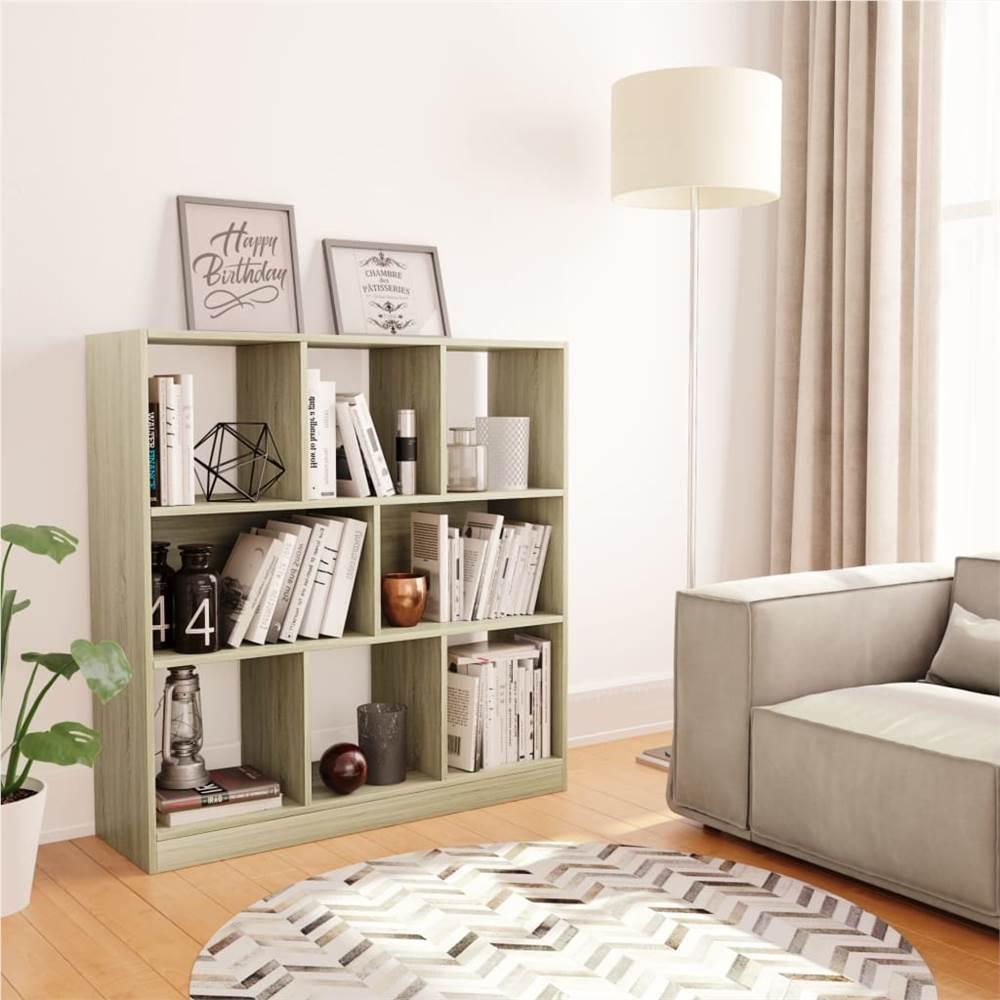 Armoire à livres Sonoma Oak 97.5x29.5x100 cm Aggloméré