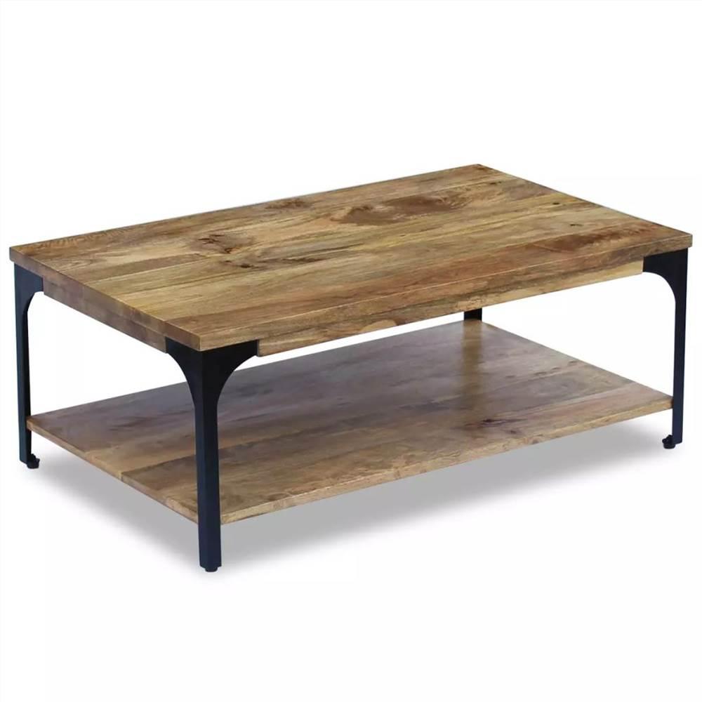Coffee Table Mango Wood 100x60x38 cm