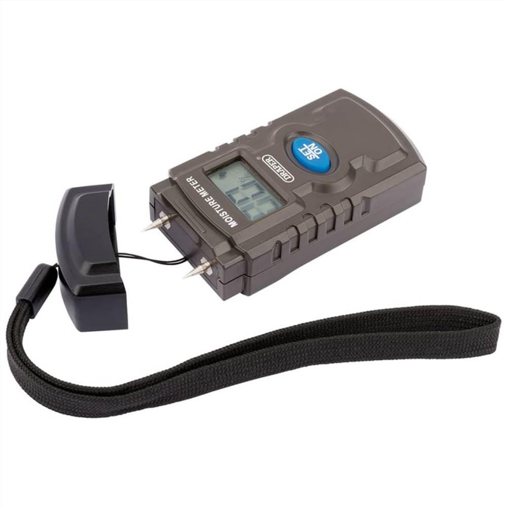 Draper Tools Humidimètre Noir 43618