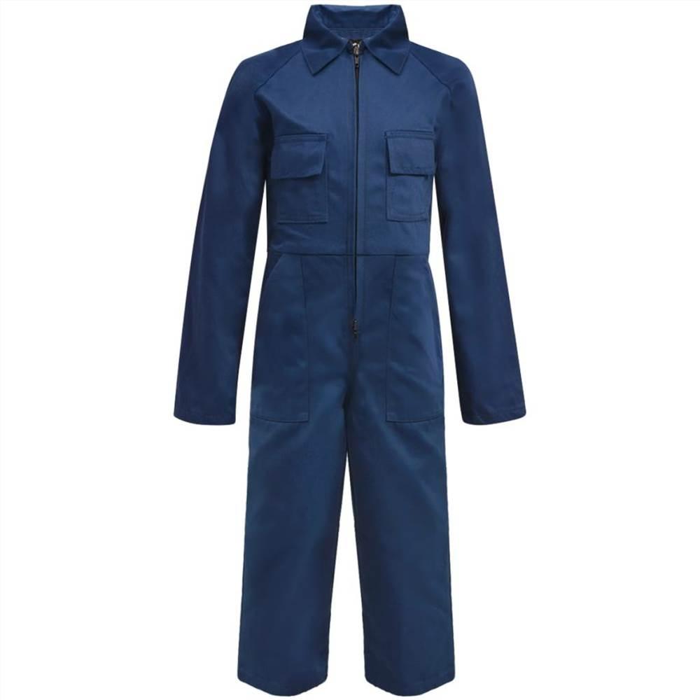 Salopette Enfant Taille 98/104 Bleu