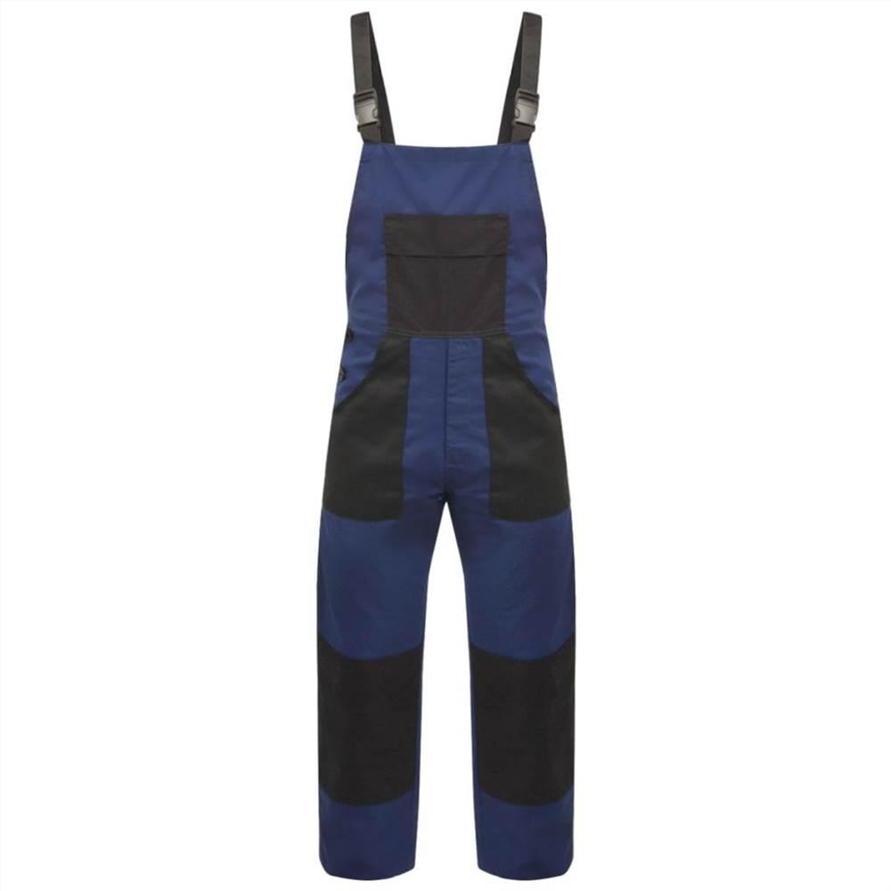 Salopette Homme Taille XL Bleu