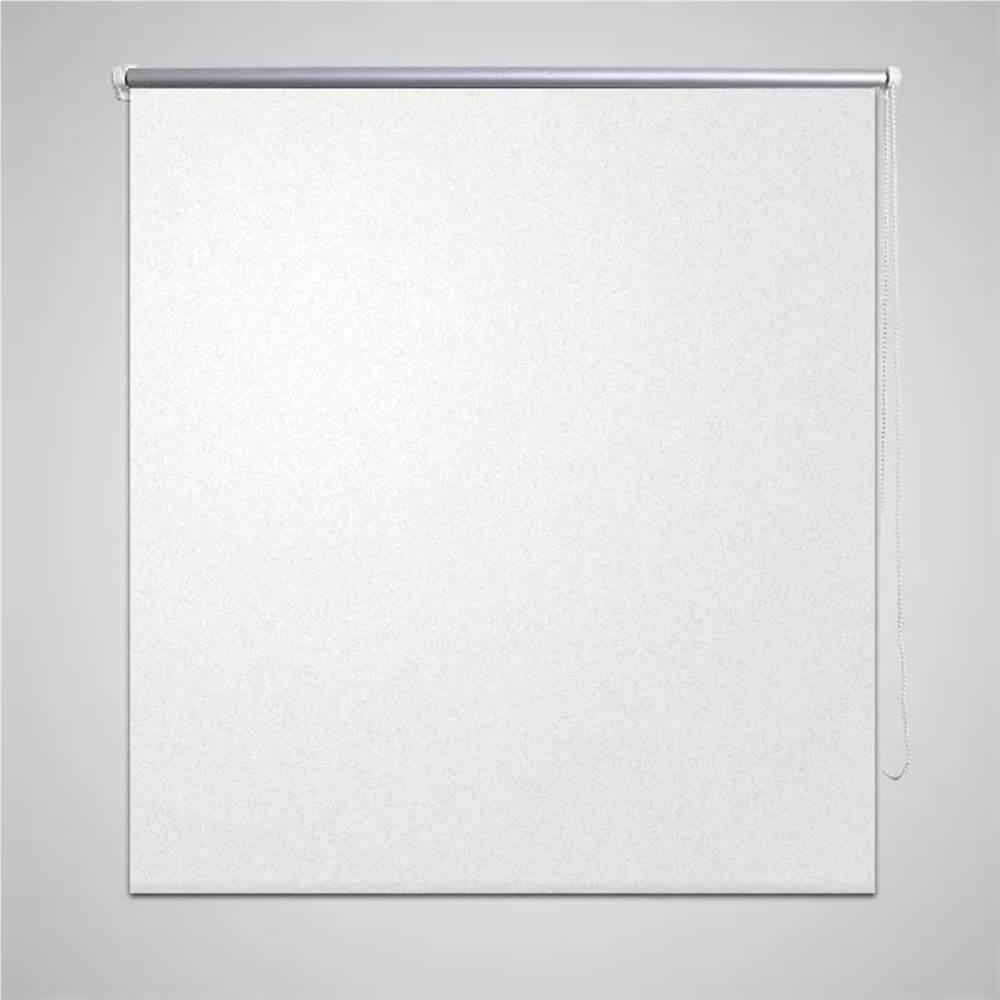 Tenda a rullo oscurante 140 x 230 cm bianca