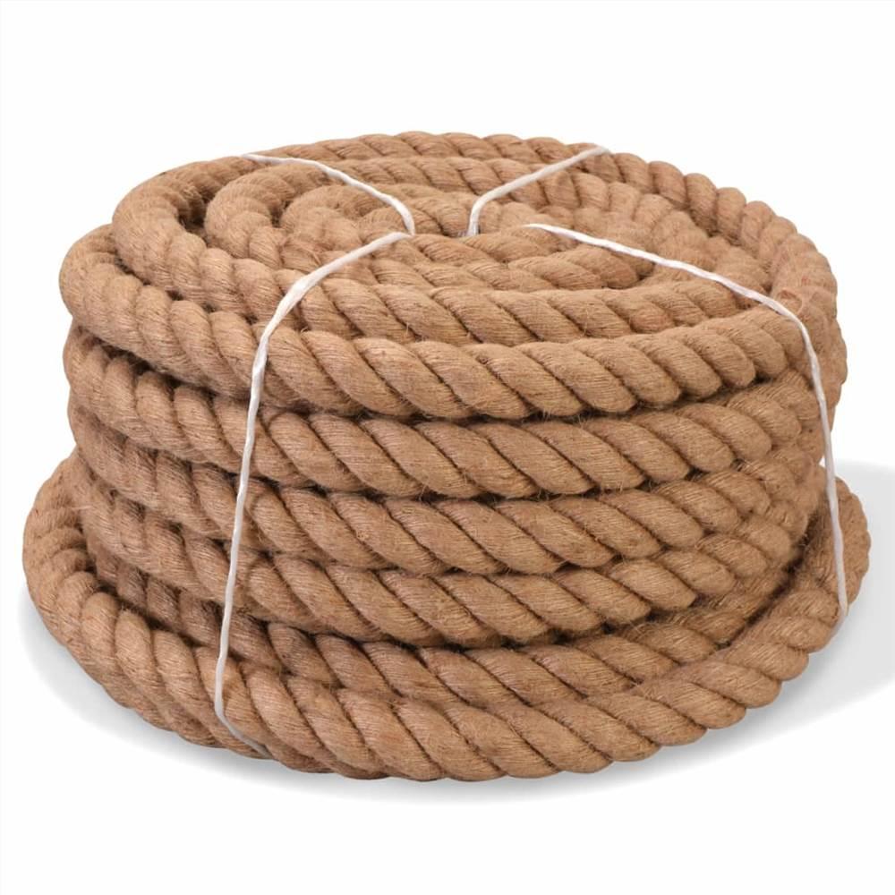 Seil 100% Jute 20 mm 50 m