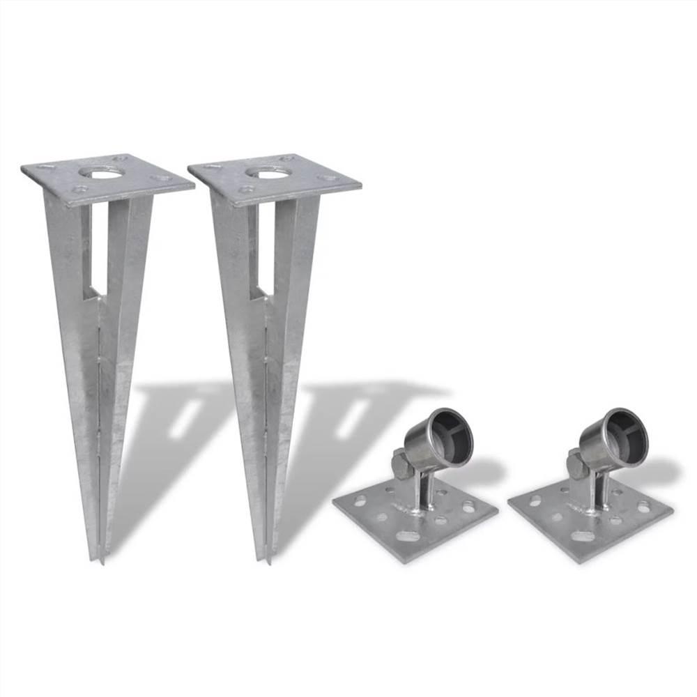 Strive Post Spikes 2 pcs Steel