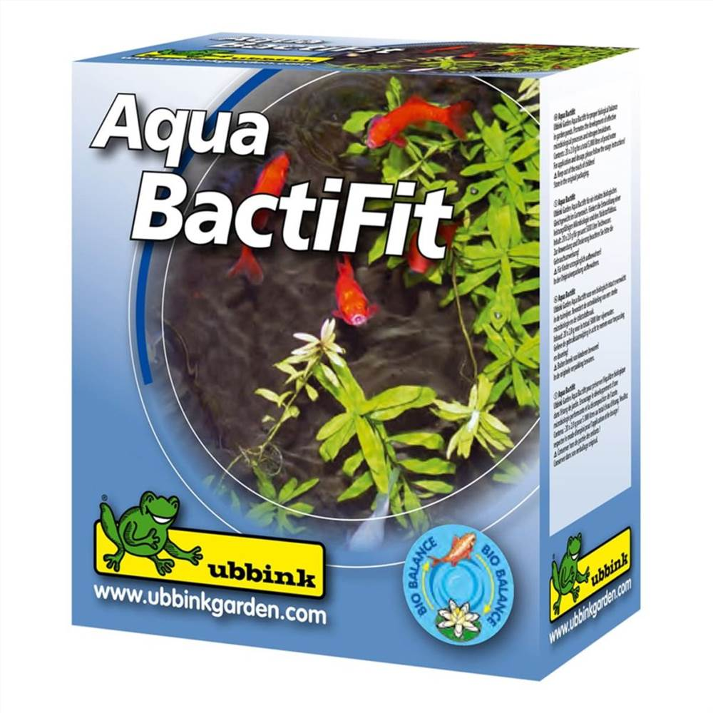 Ubbink Ammoniac Detoxifier Aqua Bactifit 20x2 g 1373008