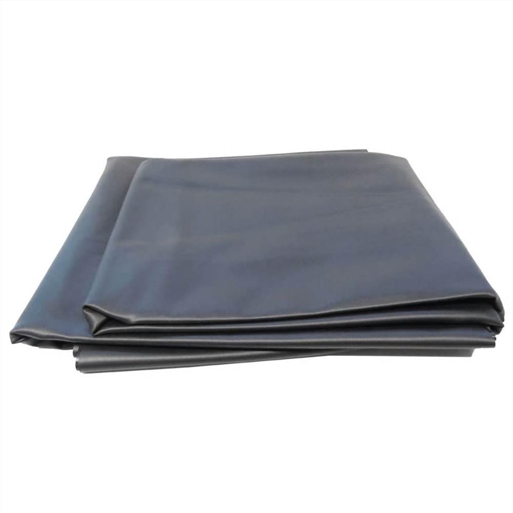Ubbink AquaLiner Pond Liner PVC 6 x 5 m Noir