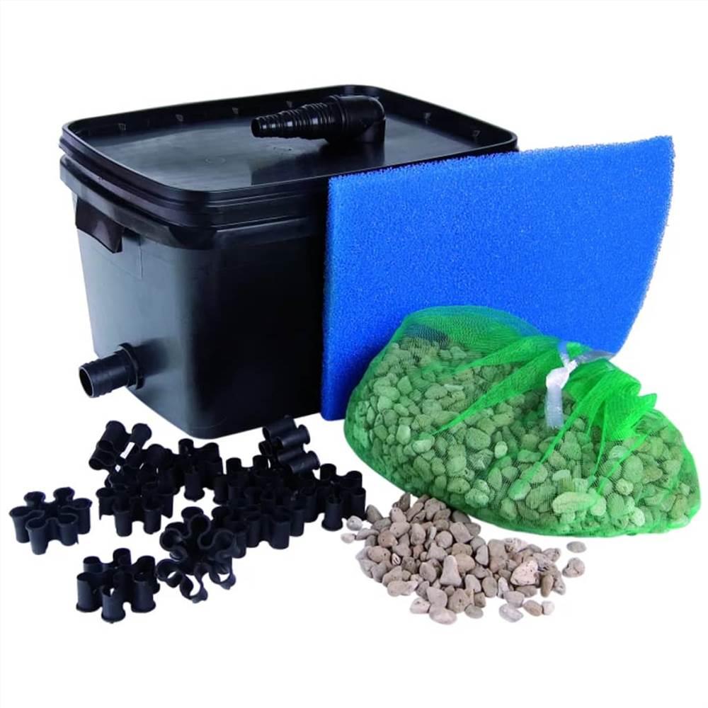 Ubbink Set de filtres de bassin FiltraPure 2000 16 L 1355965