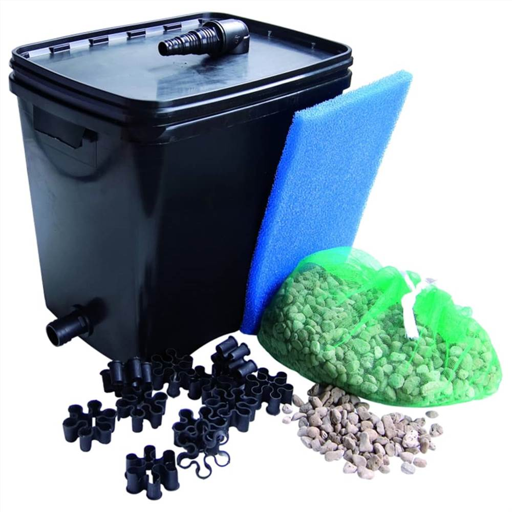 Ubbink Set de filtres de bassin FiltraPure 4000 26 L 1355967