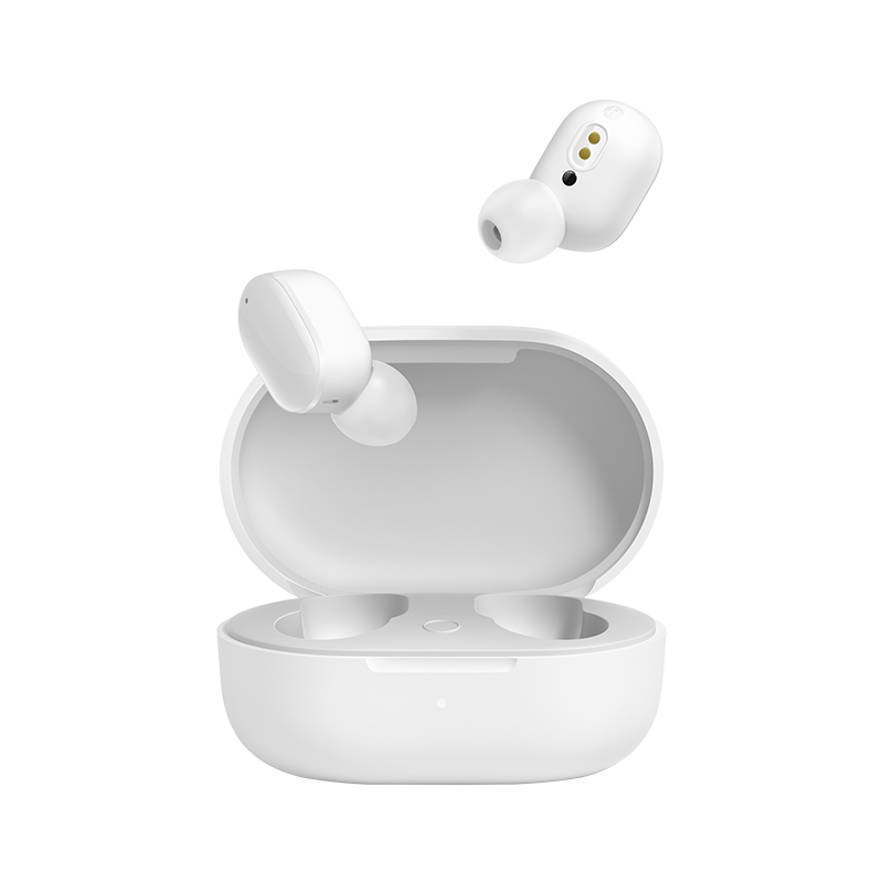 Xiaomi Redmi AirDots 3 QCC3040 TWS Earbuds Bluetooth5.2 aptX Adaptive 30 Hours Battery Life  - White