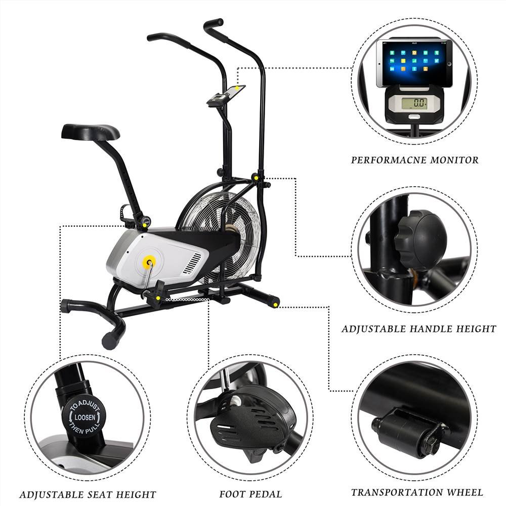 2020 New Design Home Use AIR BIKE