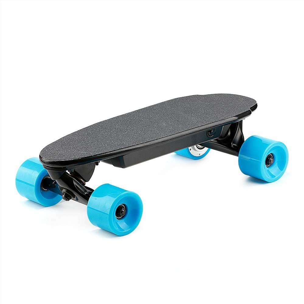 300代と大人のためのミニ電気スケートボードXNUMXwブラシレスモーター