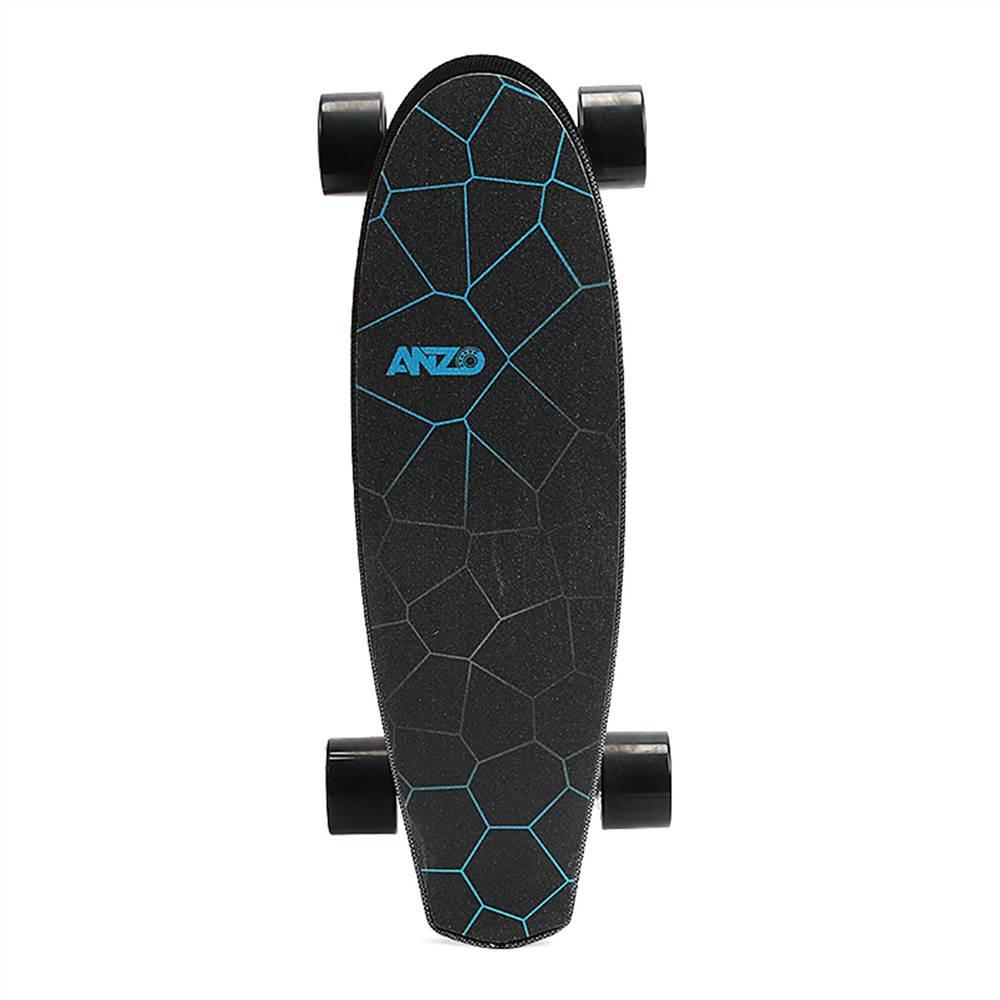 Capteur de pression Skateboard électrique Dual Drive Motor 15km / h - Noir