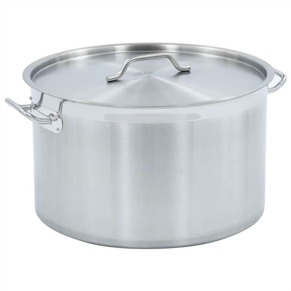鍋58L 50x30cmステンレス鋼