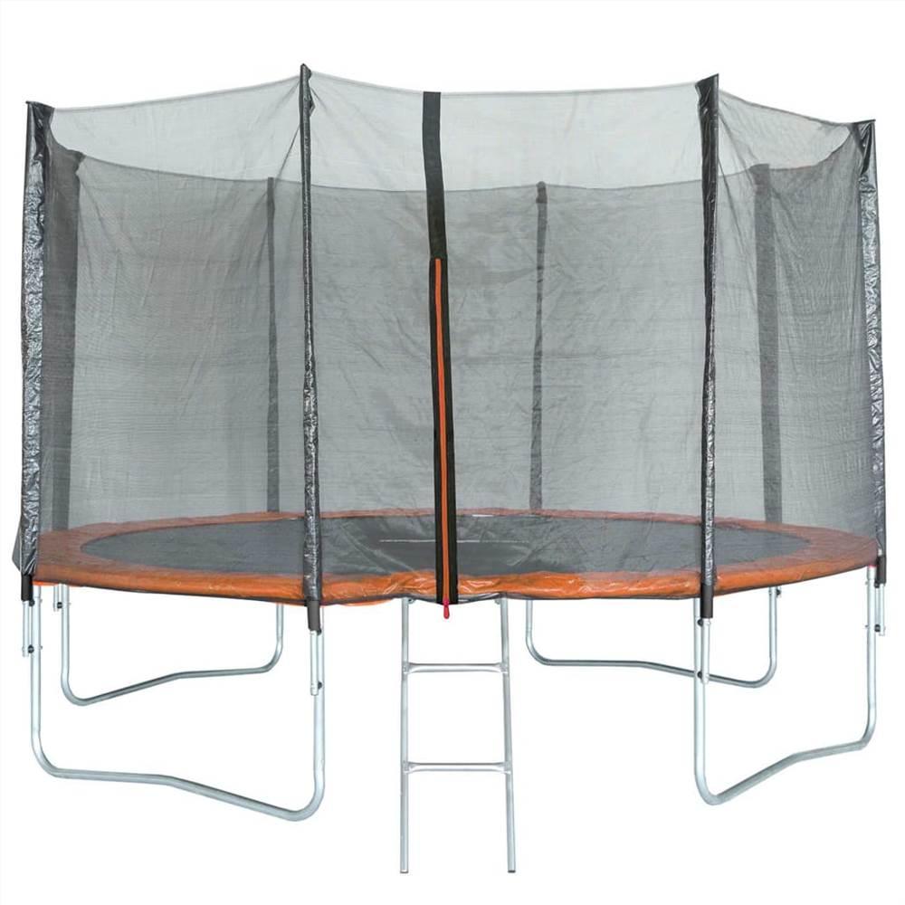 Trampoline TRIGANO avec filet de sécurité 366 cm