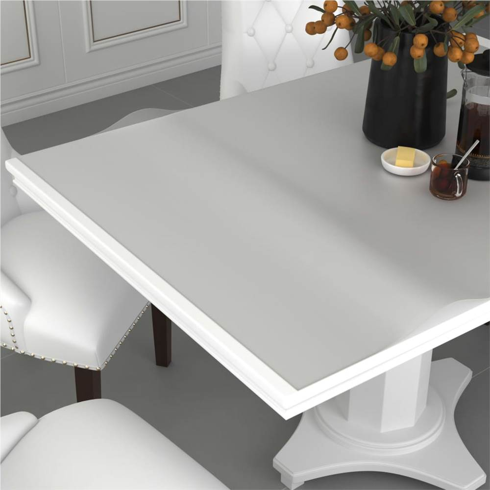 Table Protector Matt 180x90 cm 2 mm PVC