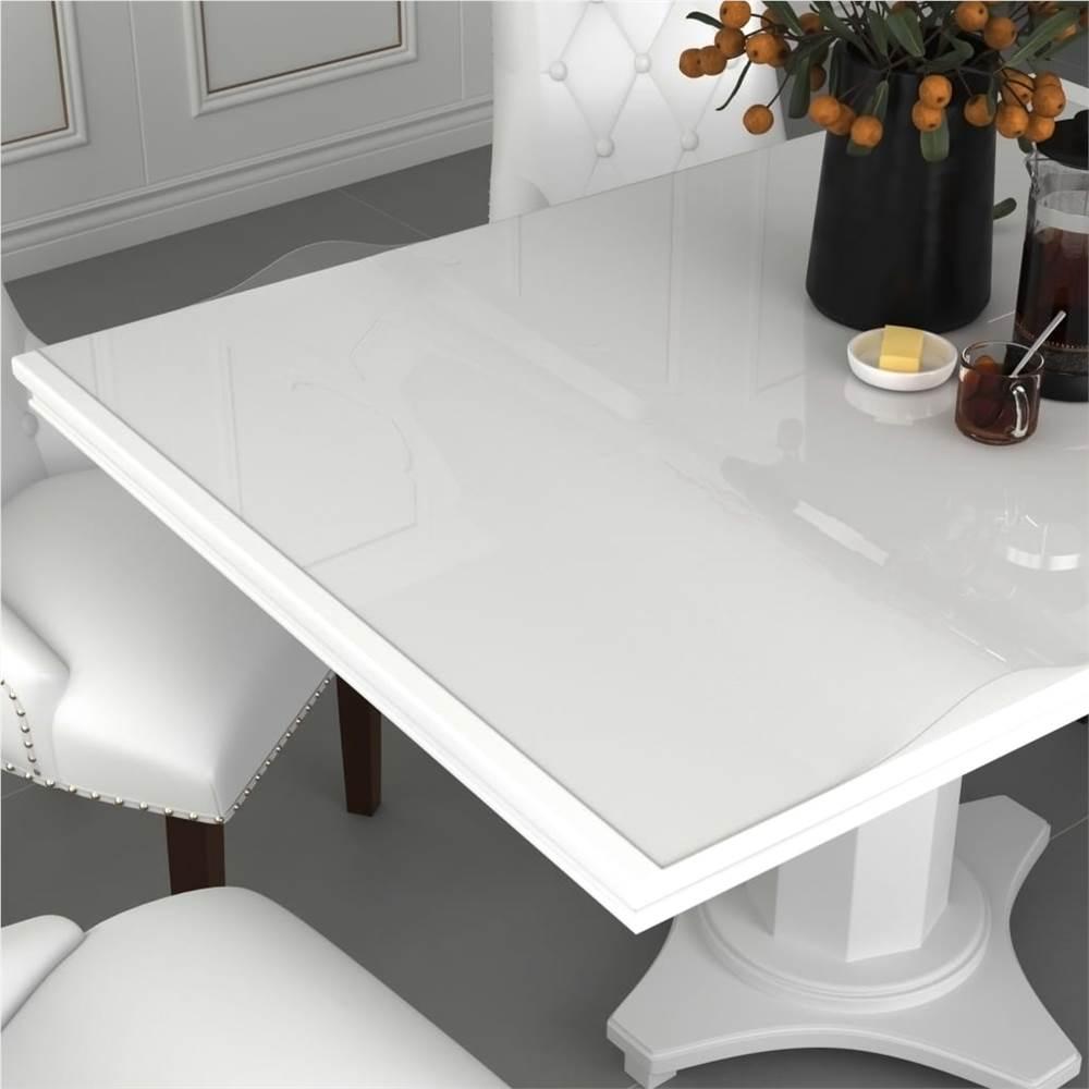 Table Protector Transparent 180x90 cm 2 mm PVC