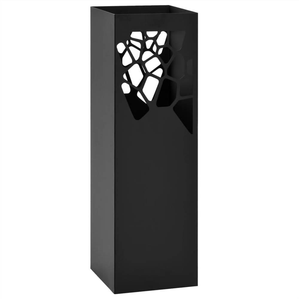 Ομπρέλα Βάση Πέτρες Χάλυβα Μαύρο