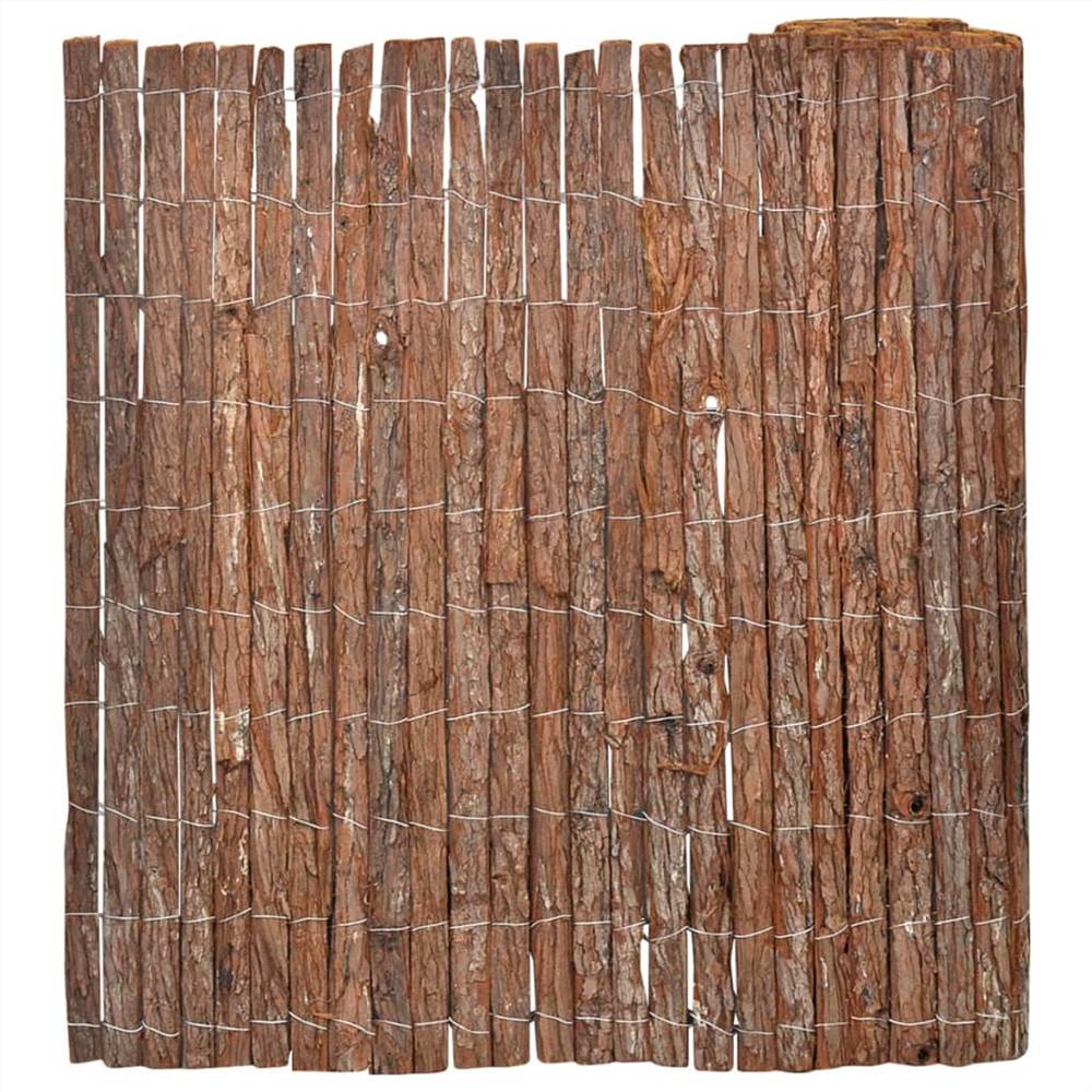 Bark Fence 125x600 cm, Other  - buy with discount