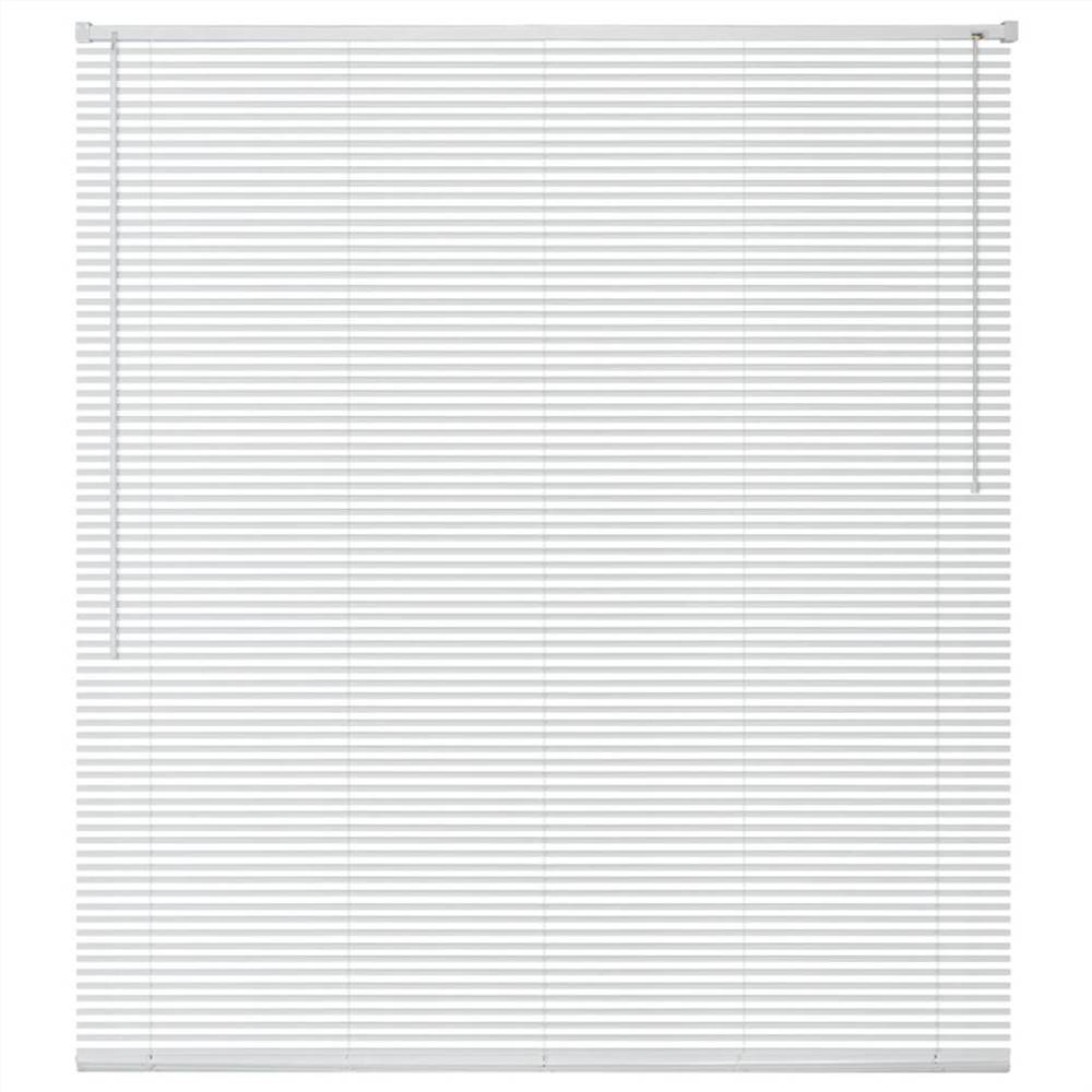 Window Blinds Aluminium 100x220 cm White, Other  - buy with discount