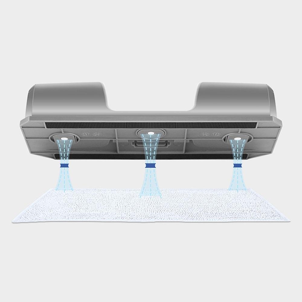 Acessórios de tanque de água para aspirador de pó JIMMY JV83 / JV85 / JV85 PRO / H9 PRO