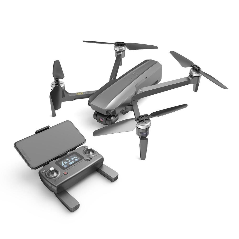 MJX Bugs 16 Pro B16 Pro 4K 5G WIFI FPV GPS RC Drone με 3 αξόνων Coreless Gimbal 50x Zoom - Δύο Μπαταρίες