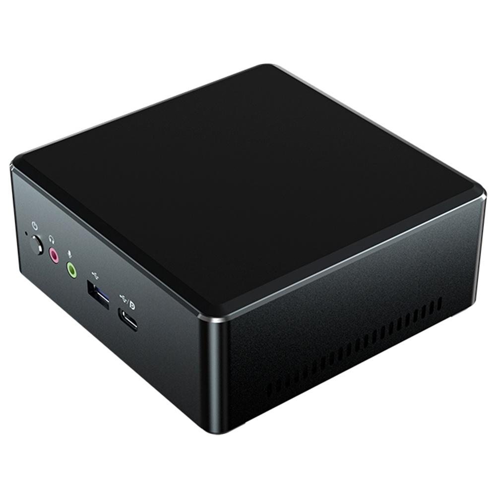 T-bao MN27 16 GB DDR4 512 GB NVME SSD Windows 10 Mini-PC AMD Ryzen 7 2700U Radeon Vega 10 Grafik HDMI + DP