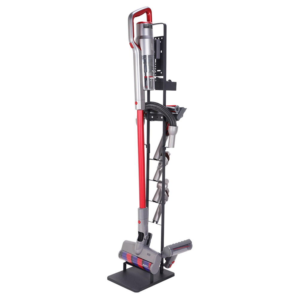 Geekbes General Model Vacuum Cleaner Floor Stand For Jimmy, Roborock, Dreame, Dyson, Viomi, Proscenic, Roidmi, TROUVER, PUPPYOO Handheld Vacuum Cleaner