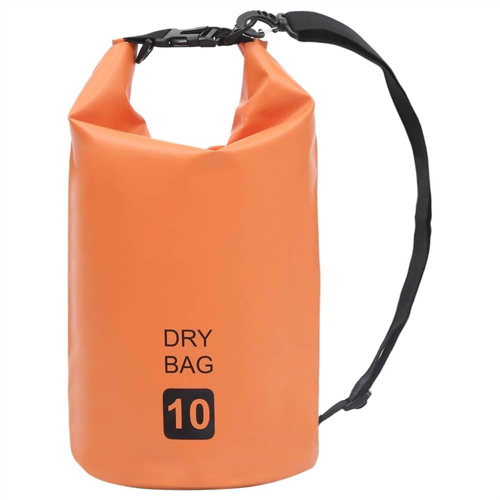 ドライバッグオレンジ10LPVC