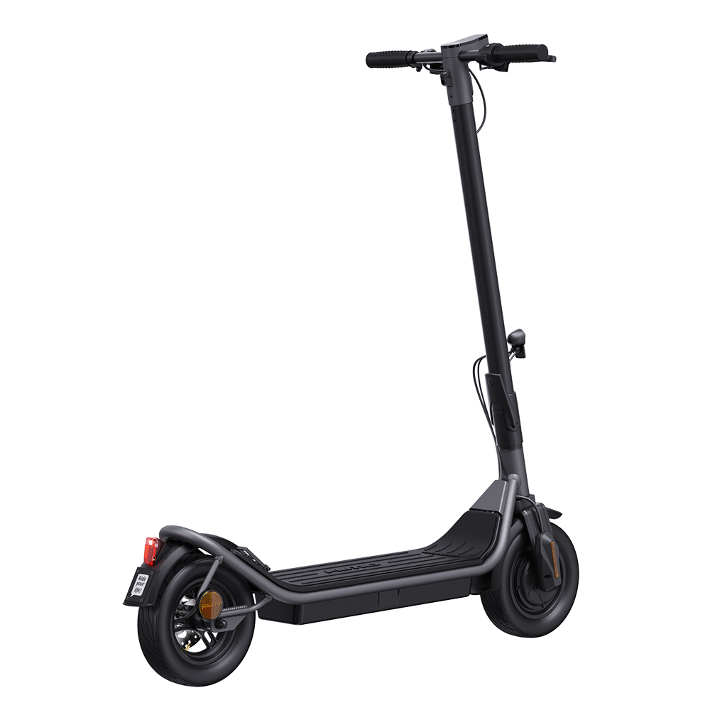 HIMO L2 Folding Electric Scooter 350W Motor 10Ah Battery 10 Inch to 35km range 25km / h Max speed Dual Brake HD Meter Display - Grey