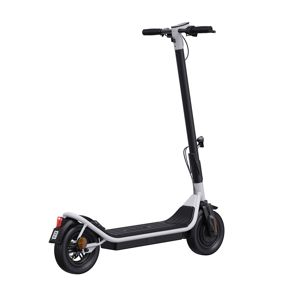 HIMO L2 Folding Electric Scooter 350W Motor 10Ah Battery 10 Inch to 35km range 25km / h Max speed Dual Brake HD Meter Display - White