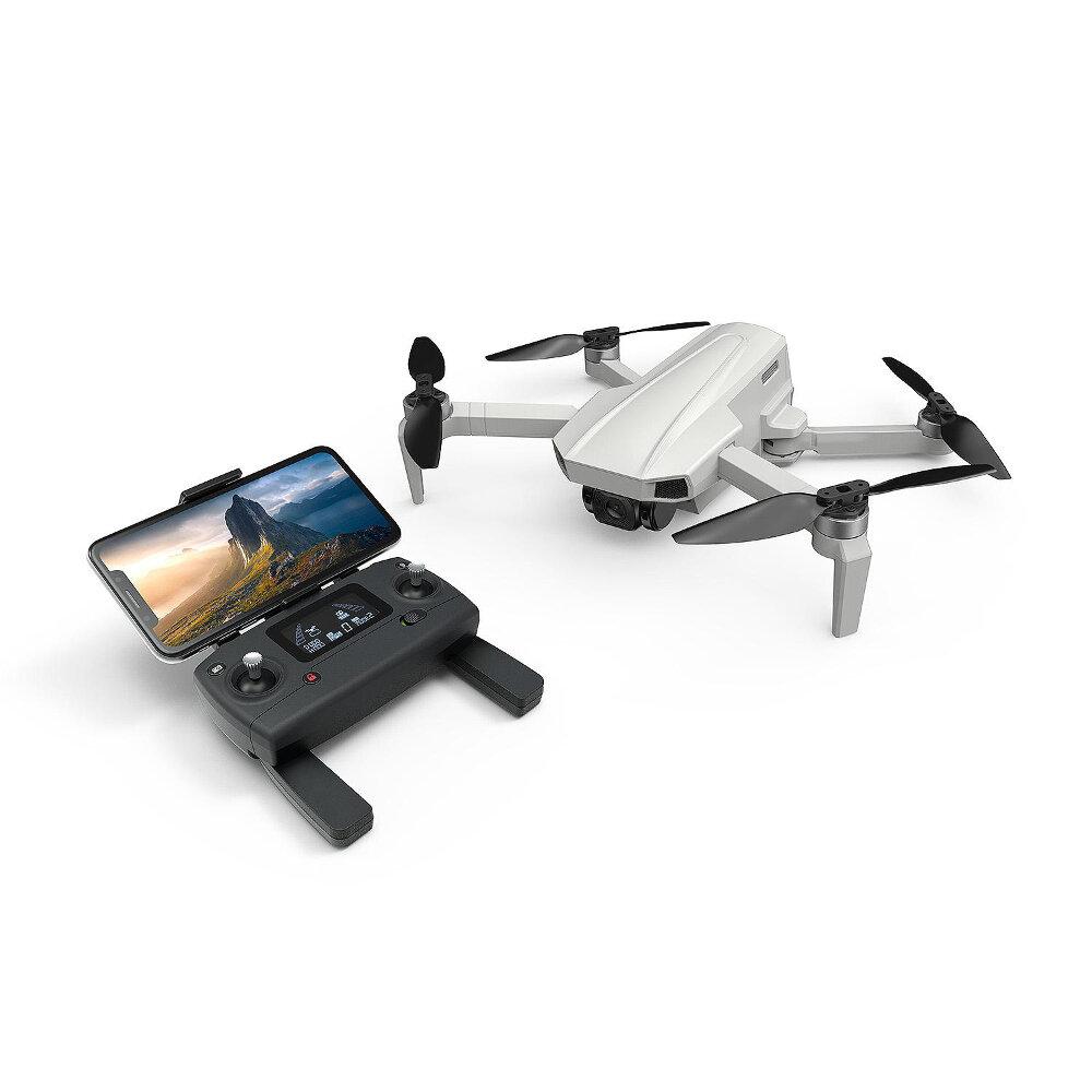 MJX Bugs B19 4K GPS 5G WiFi FPV 22mins Tiempo de vuelo plegable RC Drone sin escobillas - Una batería