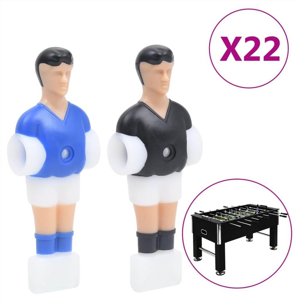 Настольные футболисты для стержня 12.7 мм 22 шт.