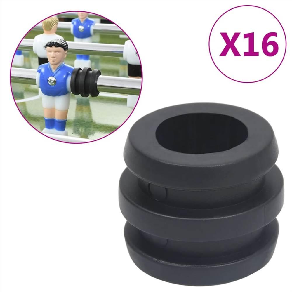 Стопоры для стержней футбольного стола для стержней 15.9 / 16 мм 16 шт.