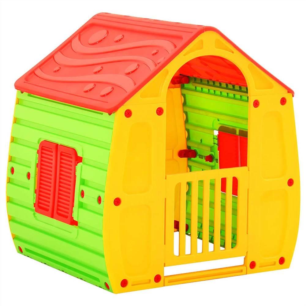 Maisonnette pour enfants 102x90x109 cm