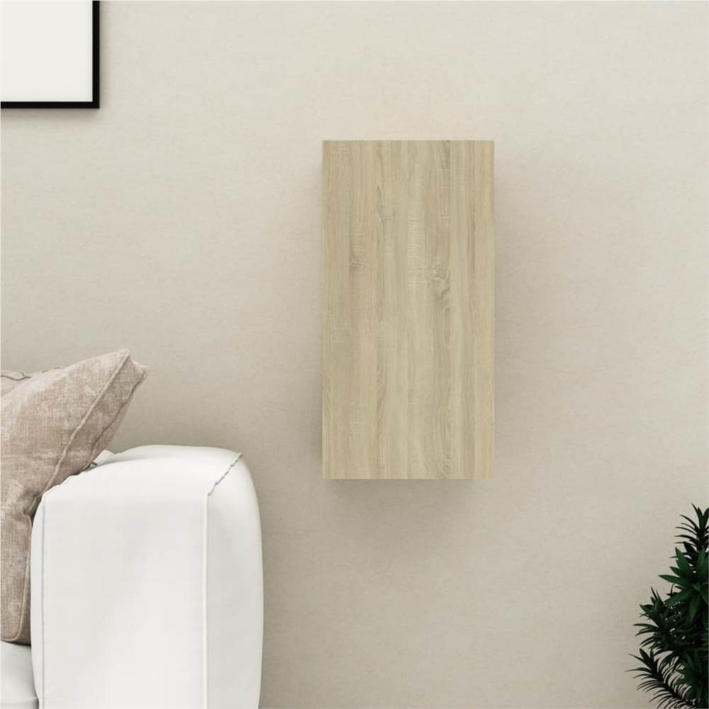 TV Cabinet Sonoma Oak 30.5x30x60 cm Chipboard